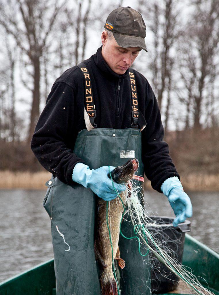 Fischerei Christophersen, Clus