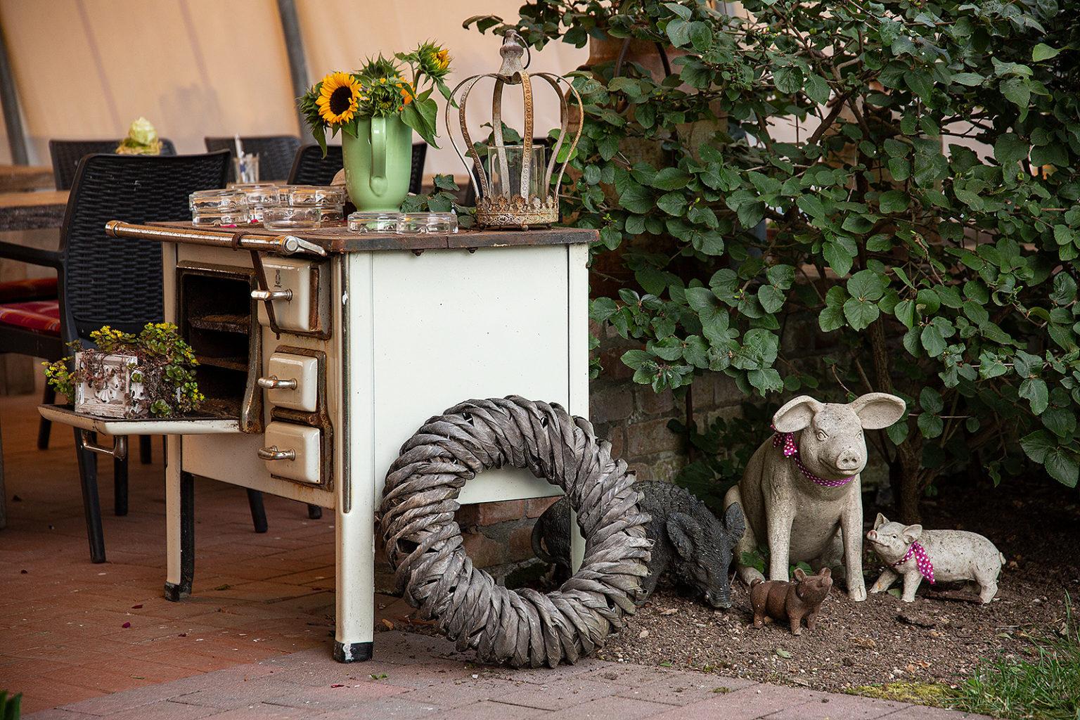 Bauernhofcafè am Dodauer Forst