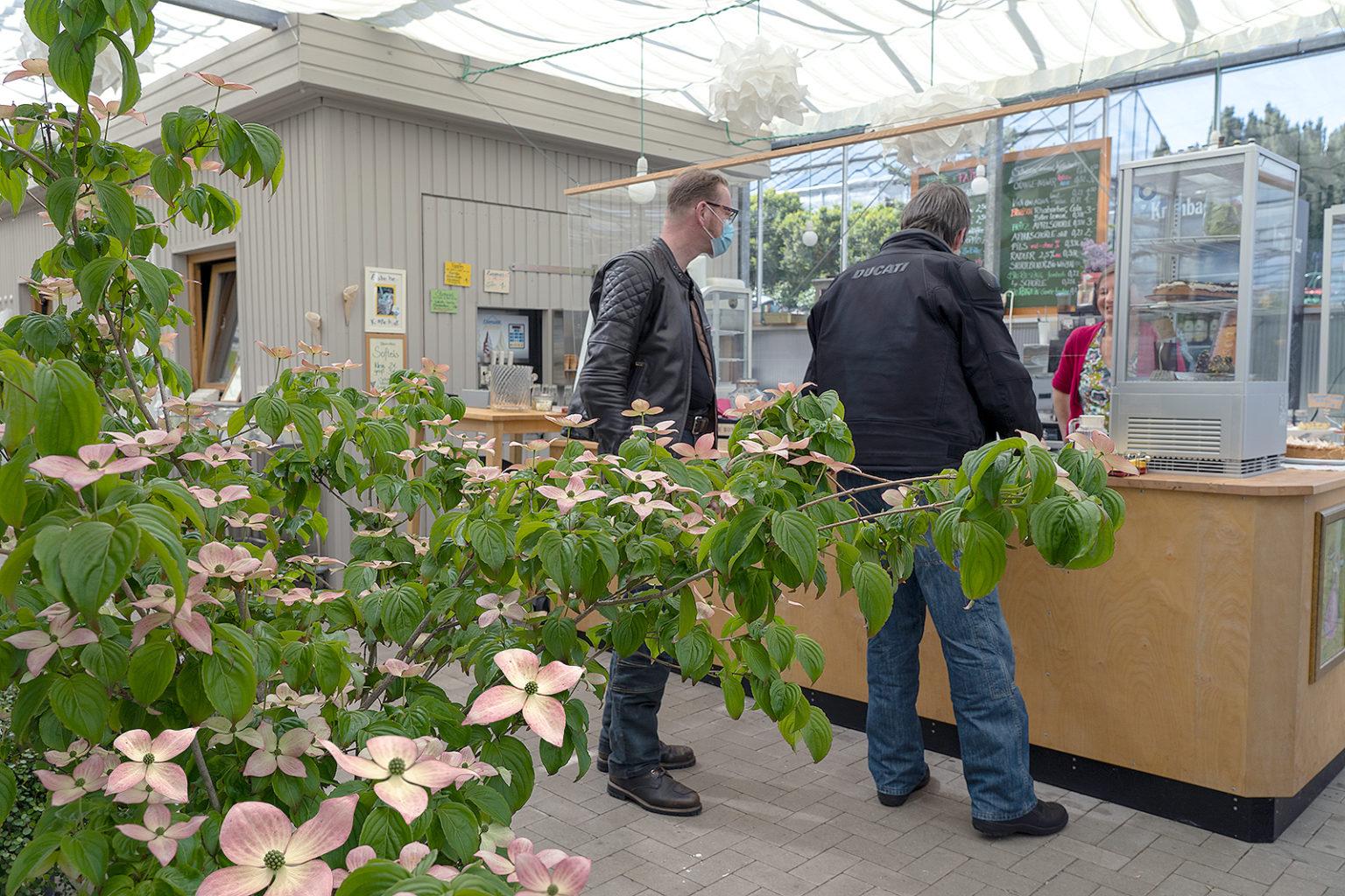 Café im Grünen
